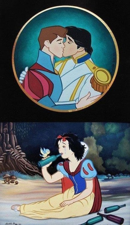 myholden:  LOOOOL poor Snow White