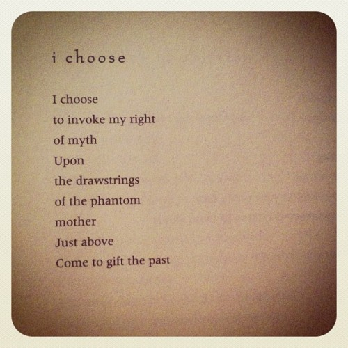 I Choose…  by Billy Corgan (Smashing Pumpkins) #poem #poema