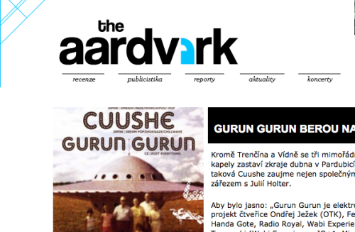 Nice Introduction for aus + Cuushe + Gurun Gurun Tour by The Aardvark  Gurun Gurun berou na výlet aus a Cuushe z Japonska