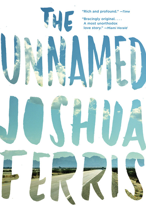 "storyboard:   The Last Book I Loved: 'The Unnamed' The Last Book I Loved is an ongoing series with The Rumpus to highlight emerging Tumblr writers (and the books they love). Want to have your essay considered? Submit it here. When you go to the website for Joshua Ferris's 2010 novel, The Unnamed, your screen fills with static for a second. Then it resolves into a grainy gray video of the main hall of Grand Central Terminal, like security camera footage, commuters walking to and from their trains. And then fuzzy blue circles appear over a handful of heads. When you click on one, the video pauses, and a small text bubble comes up. One says, ""I look around, I wonder if I'm just sick."" Another quotes a poem by Percy Shelley. ""Art thou pale for weariness / Of climbing heaven and gazing on earth/Wandering companionless / Among the stars that have a different birth."" They feel like a little of what each person has inside them, a bit of story or sorrow they keep inside themselves. This is what Joshua Ferris's work is — a song of this secret world. He writes about the isolation of modern life, our disconnect from the world at large and from the people around us. And he writes of the small, beautiful hopes of connection — through love, through hope, through body-breaking exertions.  Read More  I want to read who else?"