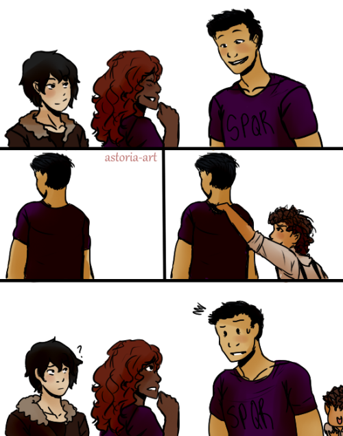 astoria-art:  Redraw of this comic (x) inspired by one ofanti-leyna's asks (x)