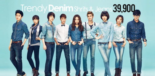 F(x) & Super Junior - SPAO Photos (1)