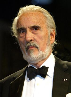 "wlmager:  Christopher Lee: The real James Bond ""I was attached to the SAS from time to time but we are forbidden – former, present, or future – to discuss any specific operations. Let's just say I was in Special Forces and leave it at that. People can read into that what they like."" Christopher Lee was Ian Fleming's cousin. Both were distantly related to Charlemagne - and Lee released a heavy metal album in the 80s named after his regal ancestor. Christopher Lee has an illustrious military past. As well as fighting for the SAS (then known as the Special Operations Executive or SOE), he also volunteered to fight for Finland in the Winter War prior to WW2, during WW2 fought in North Africa, and saw the concentration camps first hand. After WW2, he spent time hunting Nazi war criminals. It was on the set of the original Lord of the Rings trilogy that Peter Jackson and his crew were given a chilling hint of Lee's past. Filming a scene in Return of the King (seen only in the extended version), when Grima Wormtongue (Brad Dourif) stabs Saruman in the back on top of the tower, Christopher Lee corrected Peter Jackson on the fact that when a person is stabbed in the back of the chest, they do not scream (as the director wanted), in fact the air is pushed out of their lungs and they ""groan"" with an exhalation of air, very quietly, as their lungs have been punctured. From Peter Jackson's DVD commentary: ""When I was shooting the stabbing shot with Christopher, as a director would, I was explaining to him what he should do… And he says, 'Peter, have you ever heard the sound a man makes when he's stabbed in the back?' And I said, 'Um, no.' And he says 'Well, I have, and I know what to do.'"" The crew said that they knew Christopher Lee had been in the British Royal Air Force Intelligence Service in World War Two, and they didn't really push him for more information about how he knew in such detail exactly what noise a person makes when this is done to them. He wouldn't have told them anyway. When pressed by an eager interviewer on his SAS past, he leaned forward and whispered: ""Can you keep a secret?"" ""Yes!"" the interviewer replied, breathless with excitement. ""So can I."" replied a smiling Lee, sitting back in his chair."