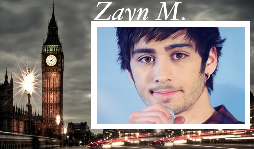 "clocks-run-out:         Full Name:  Zayn Javadd Malik  Date of Birth:  January 12, 1993 Status:  Single  Zodiac Sign: Capricorn  Siblings: 4 Sisters (1 older and 3 younger)  Favorite Movie: The Avengers Favorite Book: Fifty Shades of Grey ;) hah!  Best Friend: My 4 Boys Hobbies: drawing, singing, smoking, drinking.. killing myself slowly I guess  Nick names: Zayn, Zayniekins, Zee Favorite Quote: ""with great power, comes great responsibility"" Unknown Secret:     ""I've been on anti-depression medication since before I can remember""         Zayn Malik is currently OPEN"