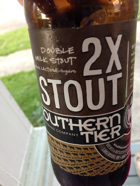 2X Stout by Southern Tier Brewery on Flickr.