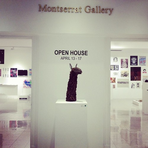 Check out Montserrat #Gallery if you were in #Boston #Beverly . Follow @montgallery for updates! #art #latergram