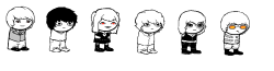 magicmytho:  here are those death note sprites i promised