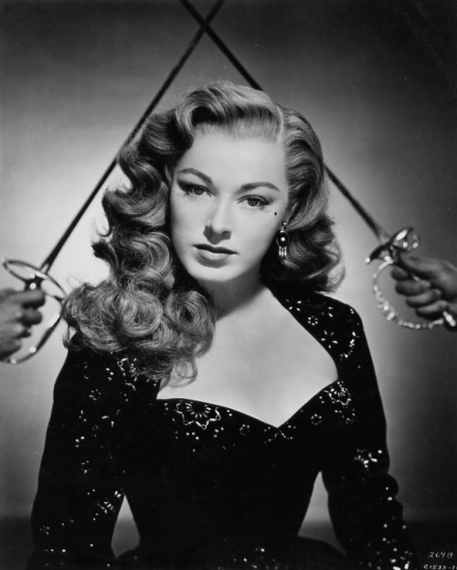 vintagemarlene:  eleanor parker (source: david-paris.blogspot.com)