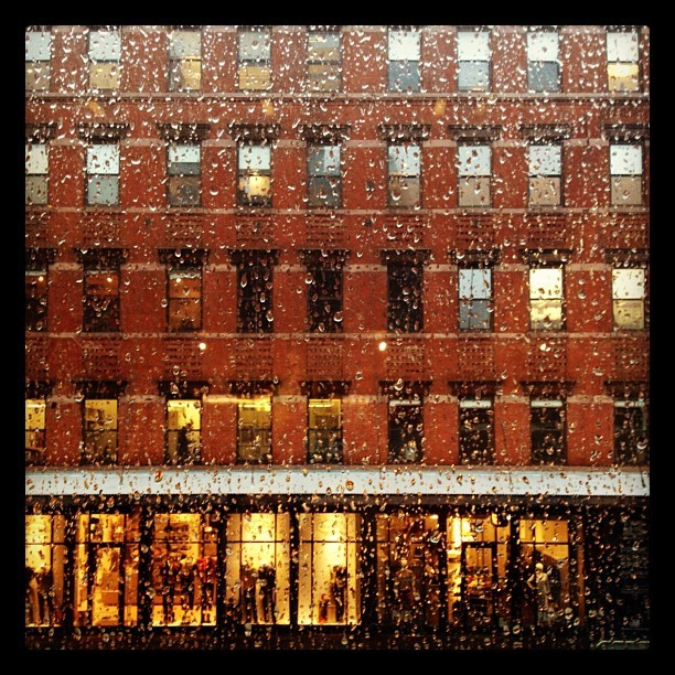 #rain and #snow go away!! #nyc