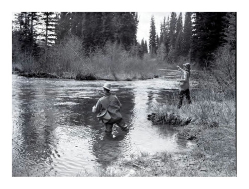 Ever find yourself reminiscing about the good ole' days of angling? Take a walk down memory lane with this contribution from Bill Howard.