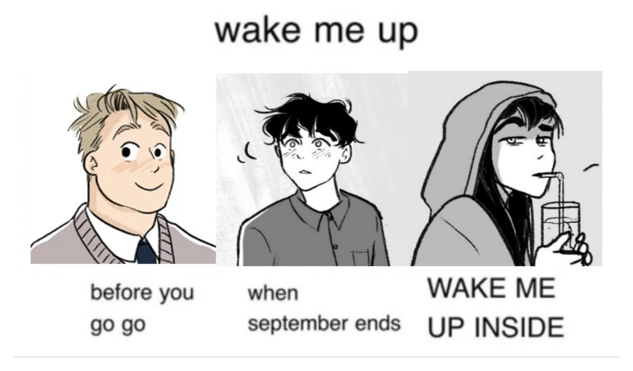 charlie probably listens to green day tbh #heartstopper#osemanverse#alice oseman#charlie spring#tori spring#nick nelson #nick and charlie #narlie#heartstopper tv