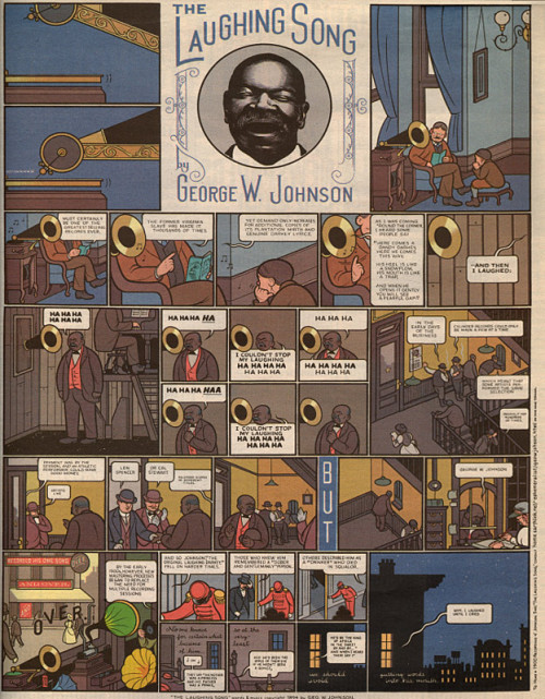 entrecomics:  (Chris Ware)