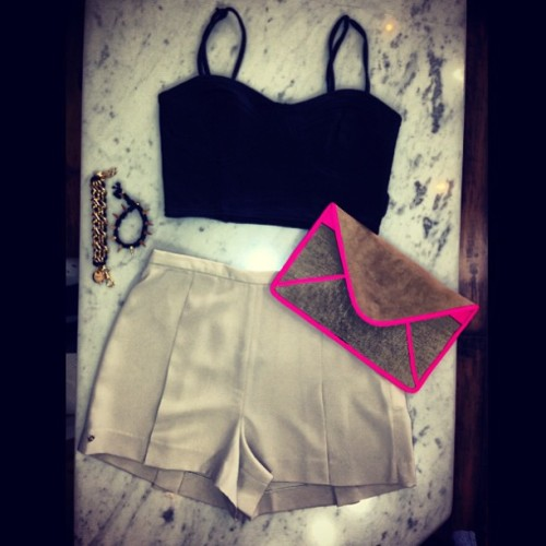 New! #Supertrash shorts, #MinkPink bralette with #brave & #ettika #accessories!! 😘  #womensfashion #fashion #style #stylish #trendy #fashionista #ootd #ootn #whatiwore #wiwt #outfit #outfitpost mystyle #instafashion #instagood #instadaily #instapic #instacool #cute #girls #spring #springfashion