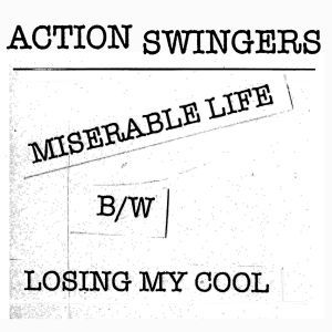ACTION SWINGERS just released a new 7″ from Total Punk Records (a division of Florida's Dying) called Miserable Life. Both songs come from the bands 1994 CD-only release Quit While You're Ahead. Hear them now » http://styrofoamdrone.com/2013/03/12/action-swingers-miserable-life-7/