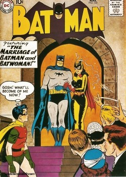 updownsmilefrown:  Batman #122 March, 1959