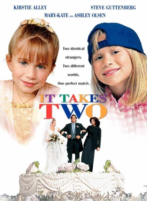 Did you know that It Takes Two was originally going to be called Tradzees?