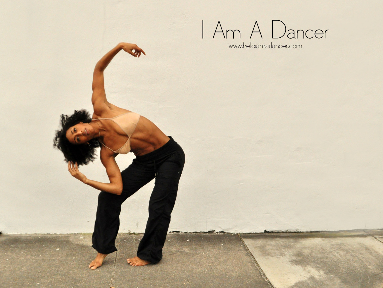 """I dance because it allows me to be the fullest possible me on all levels,"" Rena Butler, Abraham.In.Motion company member. The New York-based dance company was in Miami to perform , Live! The Realest MC, at the Miami Beach Colony Theater."