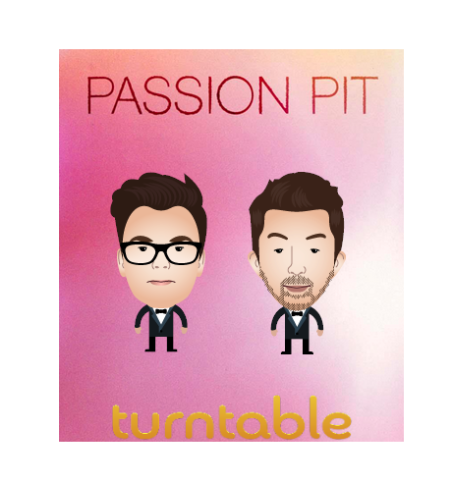 Passion Pit LIVE today at 2PM ET in IWYW!