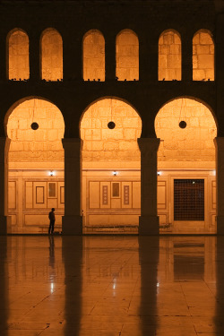 westeastsouthnorth:  Umayyad Mosque, Damascus, Syria