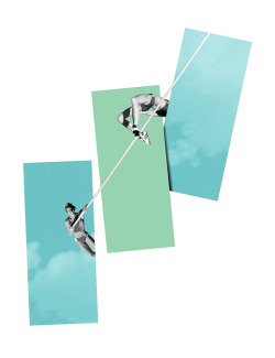Sky Vault Tee Illustration - adidas Performance SS13, Philipp Zurmöhle