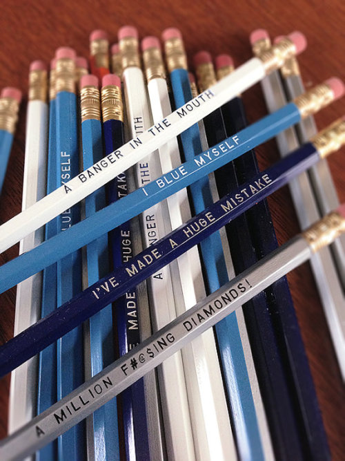 nevver:  Arrested Development Pencil Pack