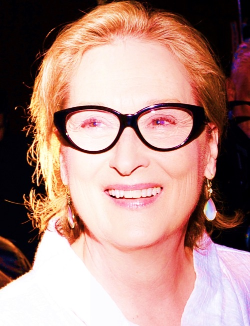 streeptastic:  Meryl Streep | 58th Annual Obie Awards | 2013 | OMG. Her smile.