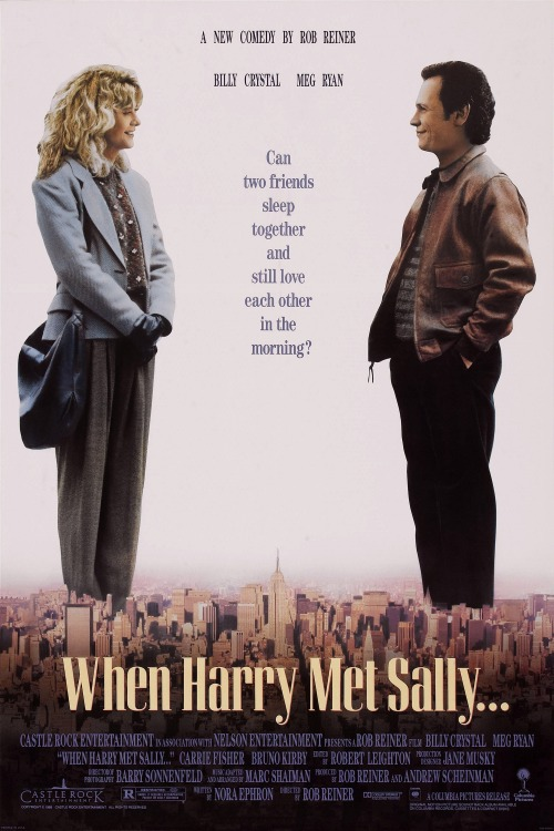 Movie Bucket List Entry #22: When Harry Met Sally (1989)