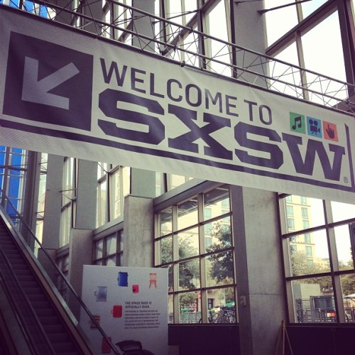 Game On #sxsw13 (at Austin Convention Center - Exhibit Hall 5)