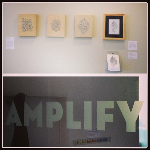 Art work still on display at NextSpace@Amplify !!! Originals for sale and prints are $10. #nextspaceamp #siliconbeach #venicebeach #veniceartcrawl #vac #losangelesart #laart #amplifyla #artcollective #popupgallery