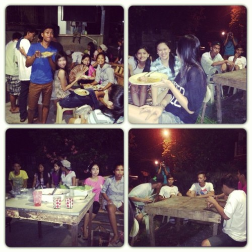 Reunion 👍 #ElementaryDays (at Paolo's House)
