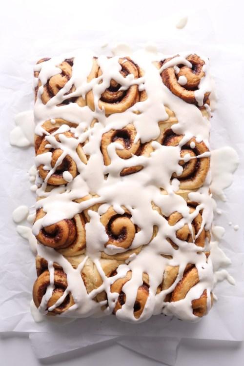 sweetoothgirl:   simple cinnamon rolls