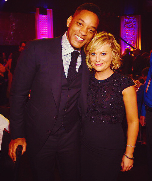 Will Smith  and Amy Poehler attend the 17th annual Keep Memory Alive 'Power of Love Gala' - April 13, 2013