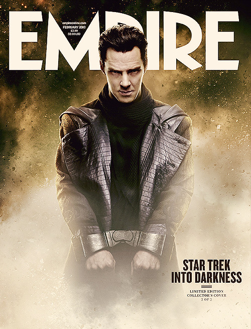 Star Trek Into Darkness: Empire Magazine