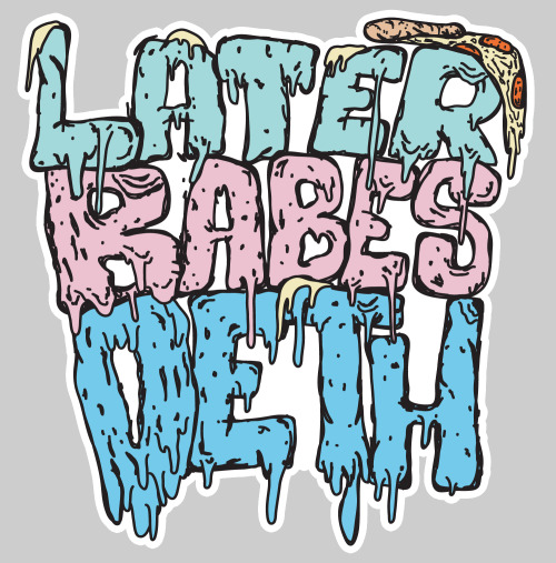 laterbabess:  DETH is out. FREE DOWNLOAD. http://laterbabes.bandcamp.com/