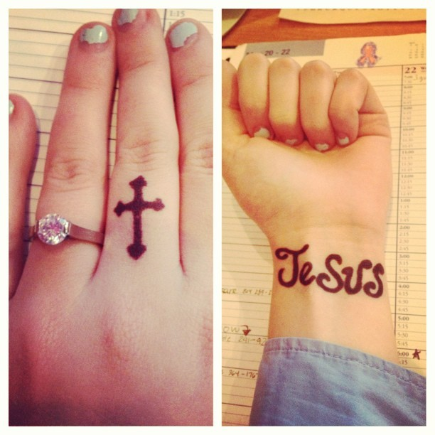 Tattoos (: #yay #ilovethem #tattoos #lol #happy