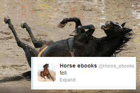 bestofhorseebooks:  A CRASH