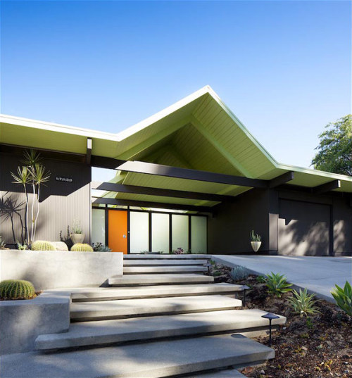 In love with the landscape | Eichler