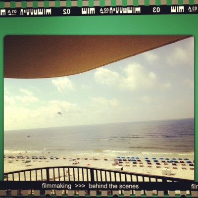View from Phoenix West Room 506 :) #Sunny #Parasail