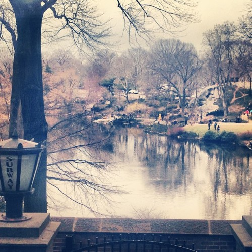 Love this place.  (at Central Park)