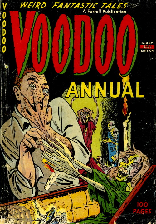Voodoo (Annual No.1, 1952)