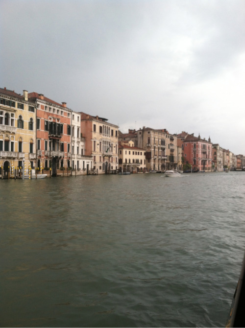 Venice. I just may never leave.