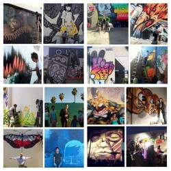 Highlights from this year #bestof2012 #highlights #brandedarts #streetart #losangeles #culvercity #santamonica #hollywood