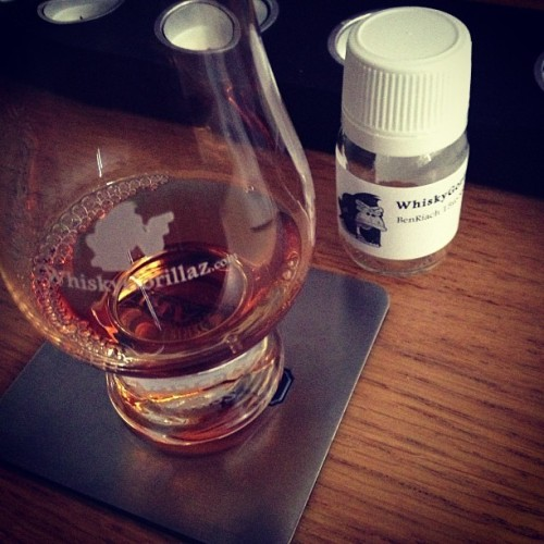 BenRiach 15yo Solstice 2010 // @whiskygorillaz #whisky