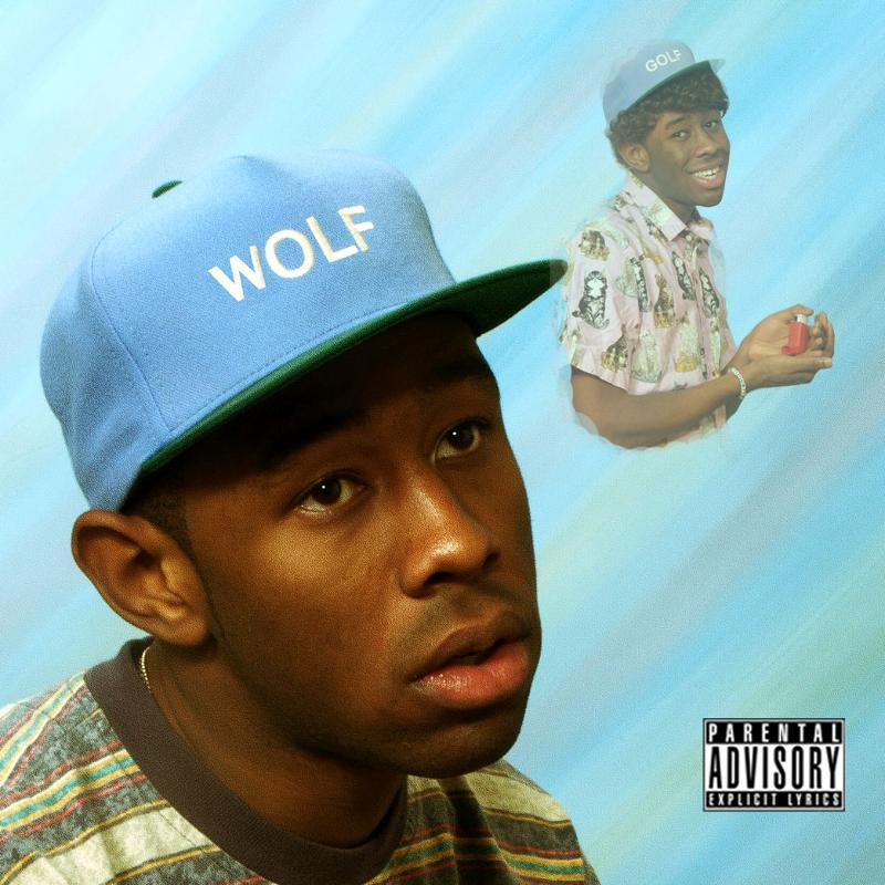 This is Tyler the Creator's next up coming album , be sure to look out for it in stores soon :)
