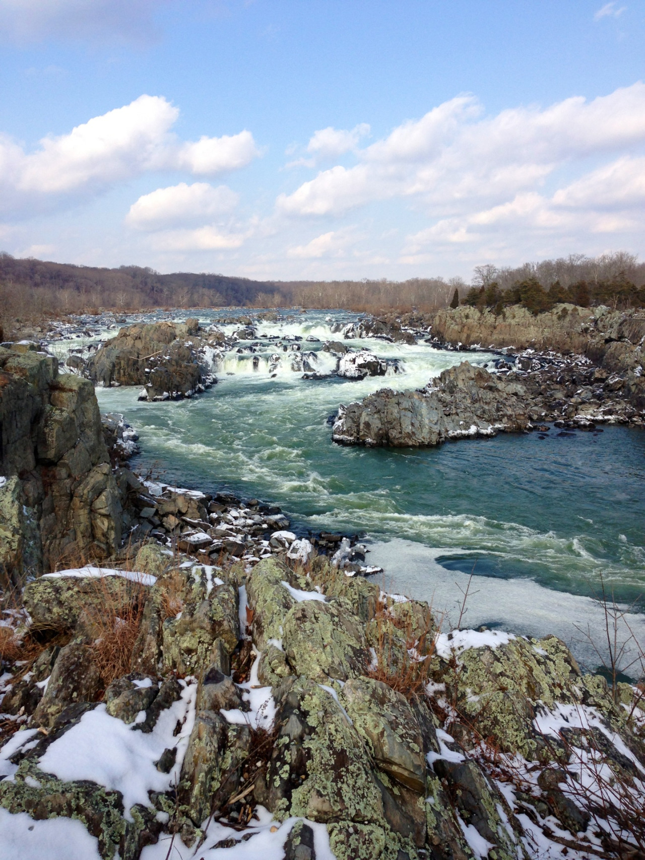 Great Falls, outlook 3.