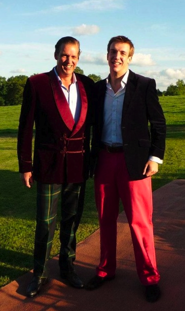 Do other countries suffer from the undeniable link between red trousers and guffawing buffoonery or is this primarily a British infestation? http://lookatmyfuckingredtrousers.blogspot.co.uk/2012/12/outplayed.html