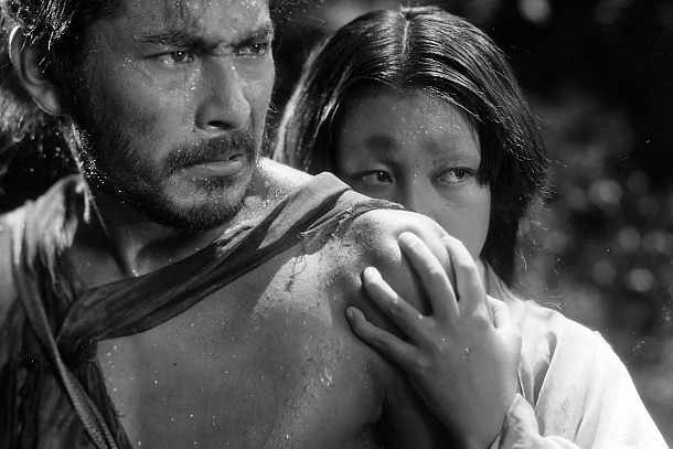 Akira Kurosawa's Criterion selected films are free streaming on Hulu all weekend to celebrate his birthday. Guess I'm gonna watch the ones I never got around to!