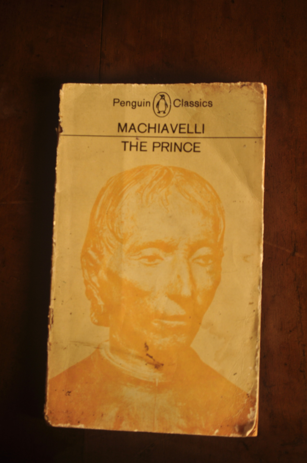 The Prince, Niccolo Machiavelli  Submitted by http://i-left-these-words-unsaid.tumblr.com/
