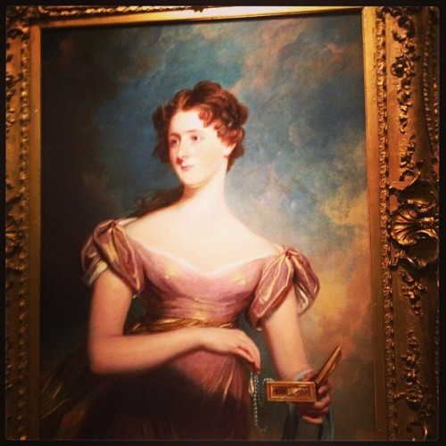 Mrs #moffat #art #painting #museum #thewalters  (at Walters Art Museum)