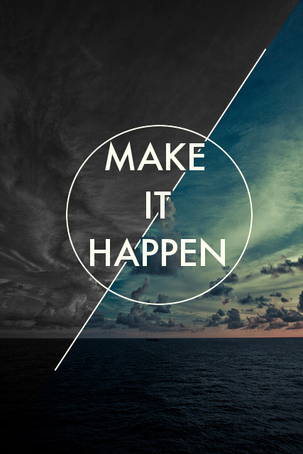 betype:   Make It Happen Follow Me UnexpectedVoyage   Get inspired on Betype.co